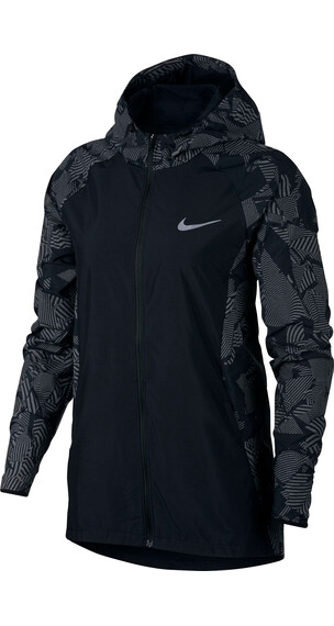 Nike Essential Flash Løbejakke Damer sort